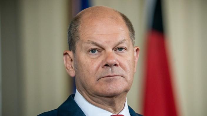 Scholz berät mit EU-Ministern die Folgen der Corona-Krise