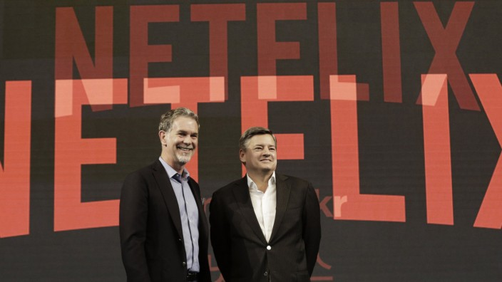 Reed Hastings, Ted Sarandos