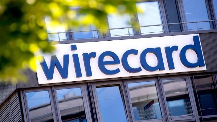 Wirecard-Hauptsitz in Aschheim