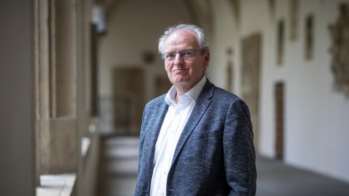 Kirchenhistoriker Hubert Wolf