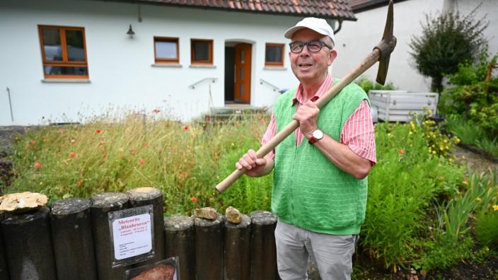 Deutschlands schwerster Steinmeteorit