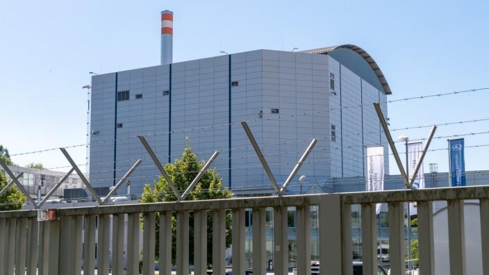 Forschungsreaktor München II  (FRM II)