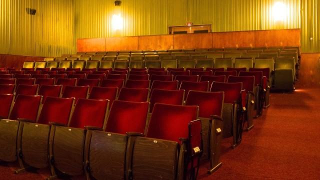 Kinosaal Kintopp Pressebilder