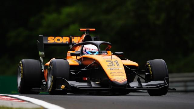 Formula 3 Championship - Round 3:Budapest - Practice & Qualifying