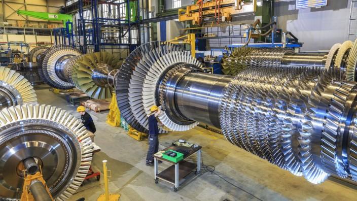 Siemens streicht in Berlin 900 Stellen