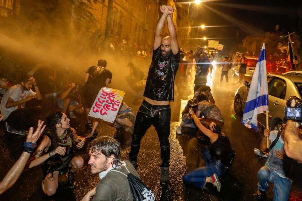 Israël: manifestations anti-gouvernement et anti-corruption