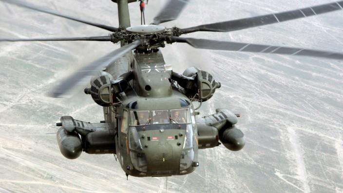 CH-53 Hubschrauber
