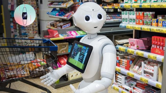 Roboter in Pandemie-Zeiten