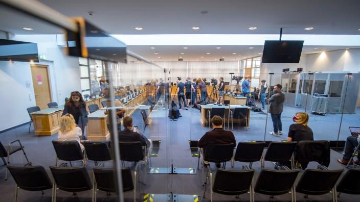 Vor Prozess zum Terroranschlag von Halle