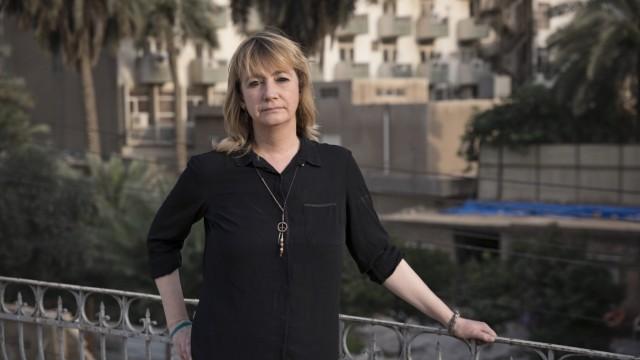 Irak: Hella Mewis im Kulturzentrum Beit Tarkib in Bagdad