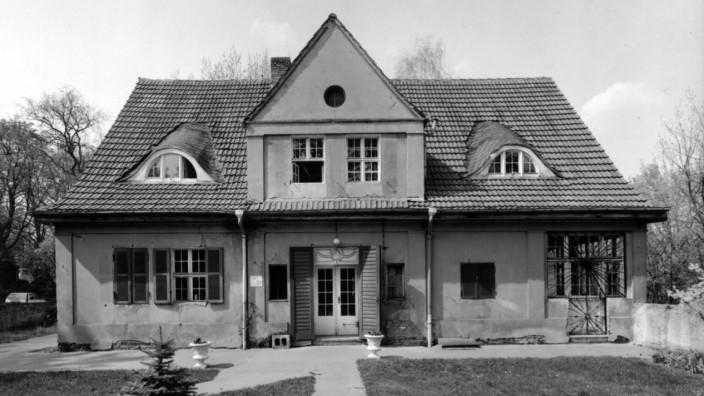 Babelsberg Potsdam, Villa Riehl (c) Ludwig Mies van der Rohe/VG Bild-Kunst, Bonn 2020