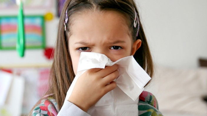 """Kita-Infekte: ´Schnupfen bei Kindern ist kein Corona-Symptom"""""""