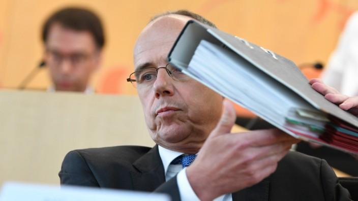 Innenausschuss des hessischen Landtags