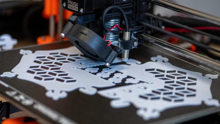 Coronavirus - Schutzmasken aus dem 3D-Drucker