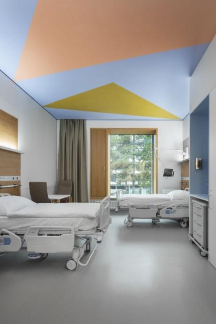 Nickl + Partner Architekten, ITZ Uniklinikum, Freiburg; Interdisziplinäres Tumorzentrum ITZ des Universitätsklinikums Freiburg