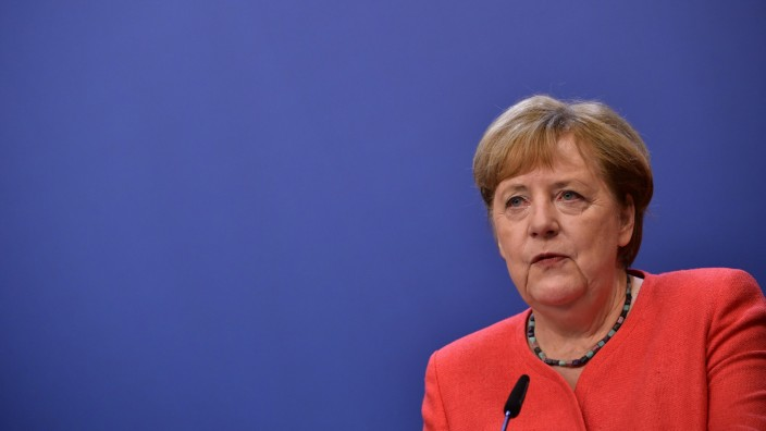 Finanzskandal: Kanzlerin Merkel setzte sich im Herbst 2019 in China für Wirecard ein.
