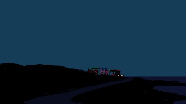 "Kolumne ""Mitten in ..."": Illustration: Marc Herold"