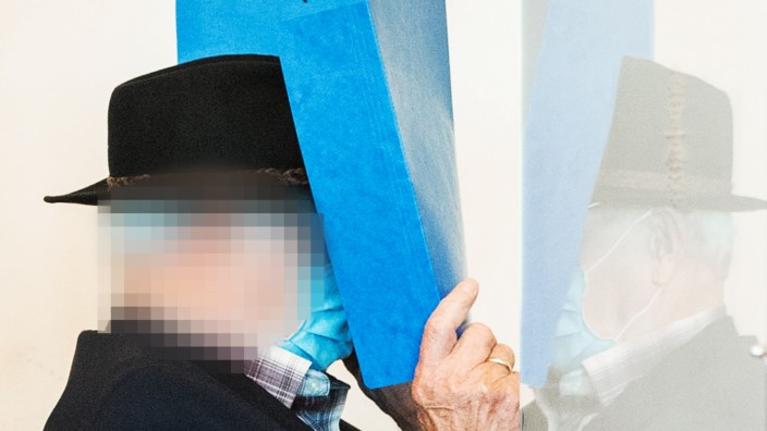 Stutthof-Prozess: Ehemaliger SS-Wachmann im Landgericht Hamburg