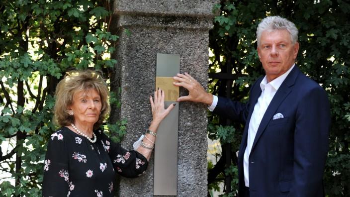 OB Dieter Reiter und Charlotte Knobloch