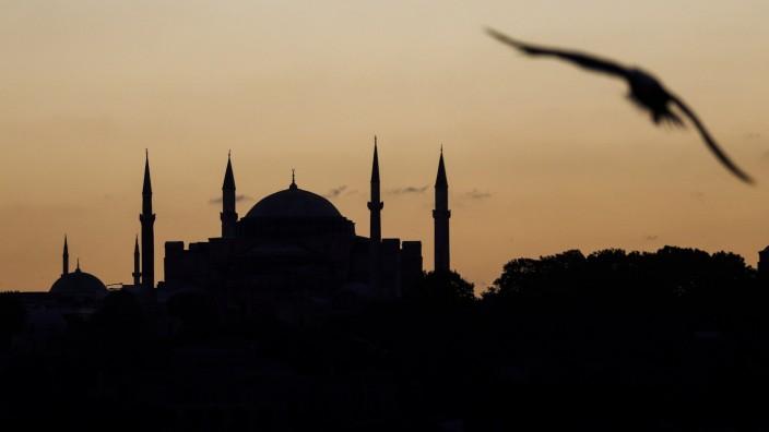 Die Hagia Sophia öffnet als Moschee