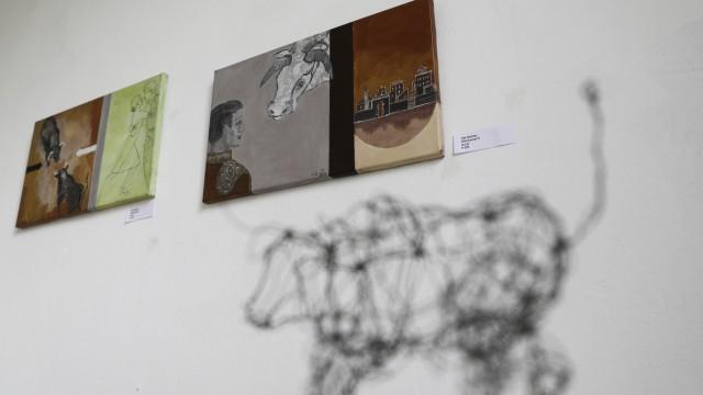 Germering:  11. Germeringer Werktage und Kunstforum WiFo