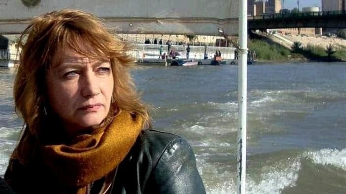 Deutsche Kulturvermittlerin Mewis in Bagdad entführt