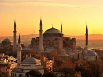 """Kunstschätze in der Hagia Sophia: """"Eingriffe und mögliche Veränderungen"""""""