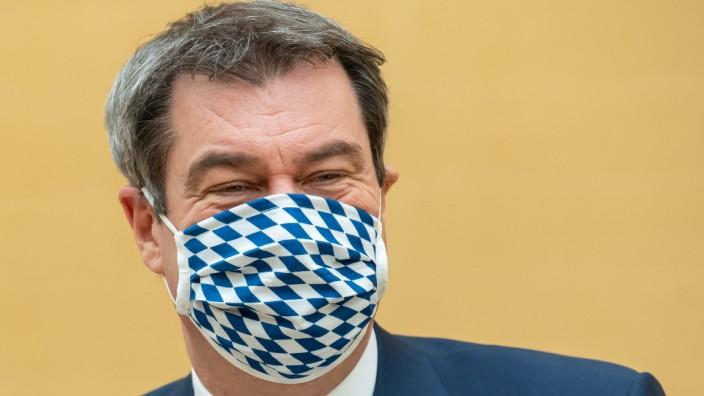 Coronavirus in Bayern