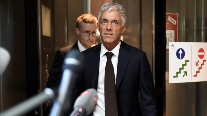 Affäre um Bundesanwalt Lauber: Konnte seine Erinnerungslücken nie schlüssig erklären: Bundesanwalt Michael Lauber.
