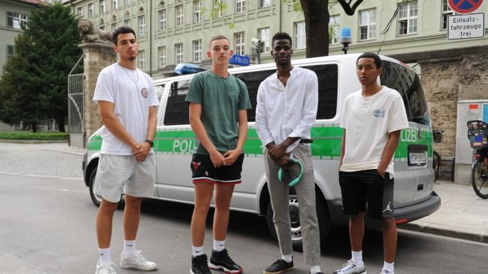 Rassismus-Vorwürfe gegen die Münchner Polizei