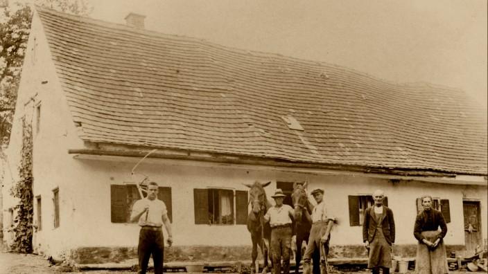 Krügelsteiner Hof um 1920