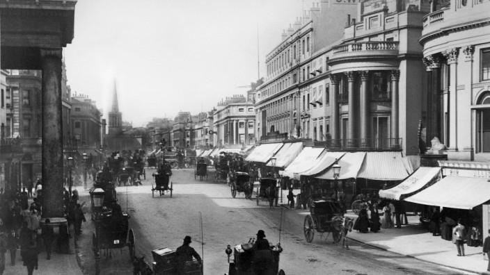 Regent Street, 1900