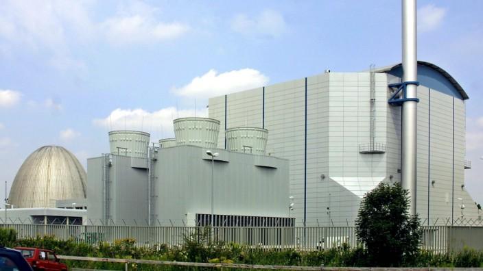 Forschungsreaktor in Garching bei München wird stillgelegt, 20. Jahrestag am 28. Juli Reaktorgelände an der Technischen