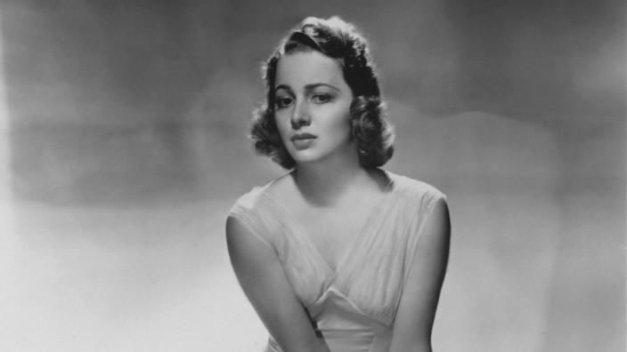 Actress Olivia de Havilland Dies at 104 Olivia de Havilland