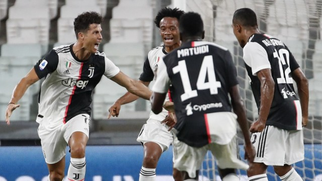 Juventus Turin - Sampdoria Genua