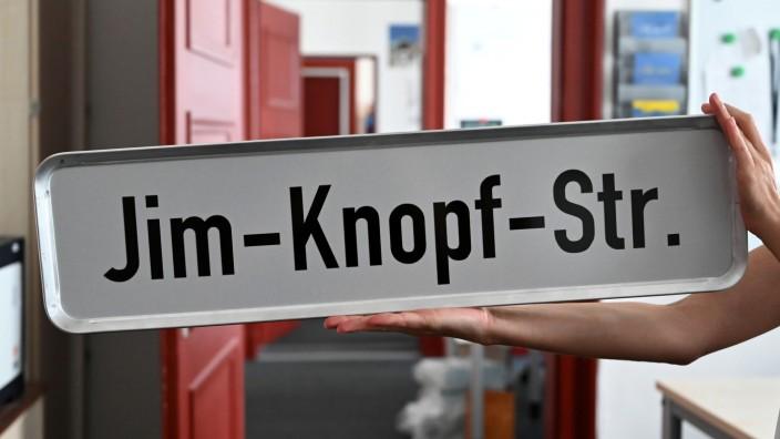 """Augsburg hat bald eine ´Jim-Knopf-Straße"""""""