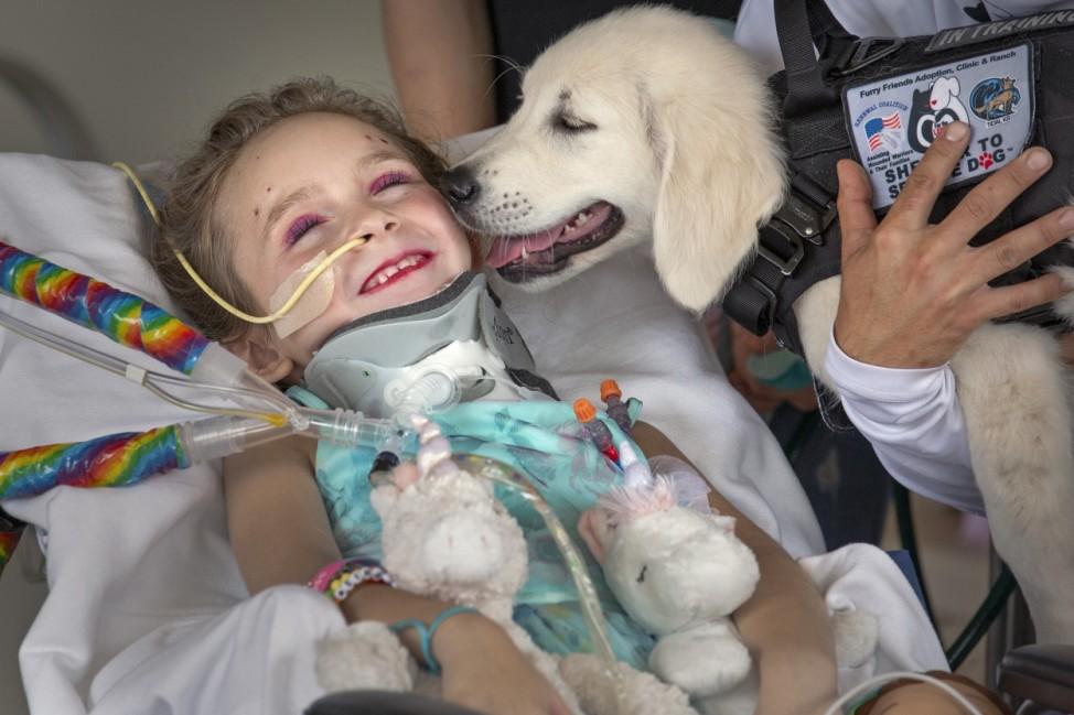 Palm Beach Kinderklinik in Florida