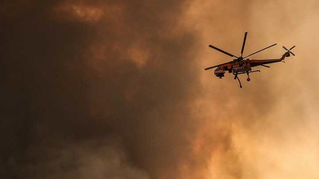 Firefighters Continue To Battle Bushfires As Catastrophic Fire Danger Warning Is Issued In NSW