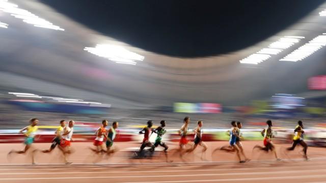 FILE PHOTO: World Athletics Championships - Doha 2019
