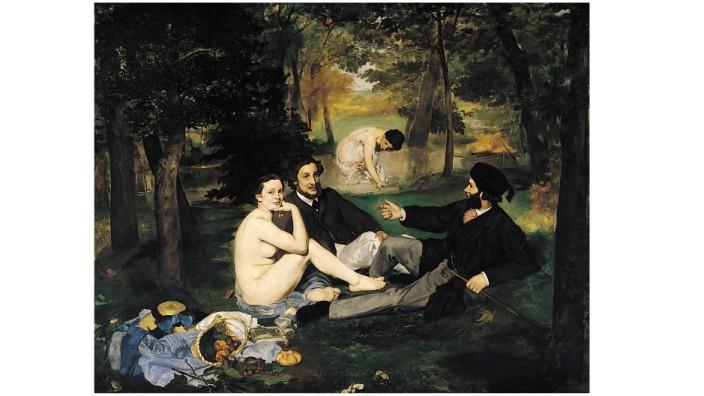 Édouard Manet, Le Déjeuner sur l'herbe