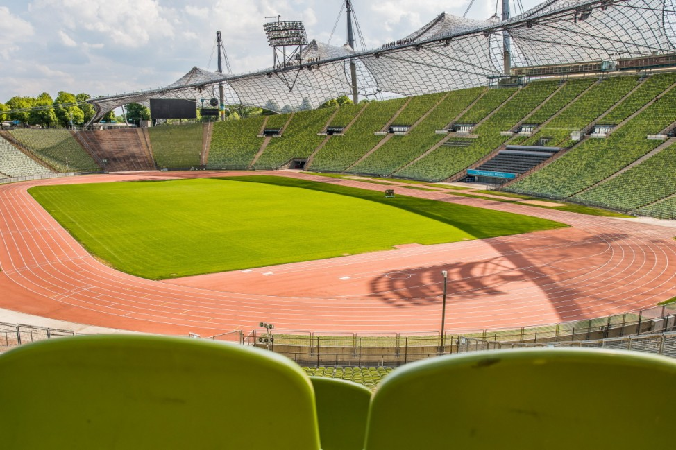 Olympiapark München, Deutschland