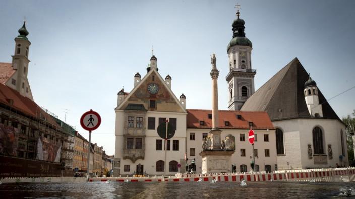 FREISING: IMPRESSIONEN aus der historischen Altstadt