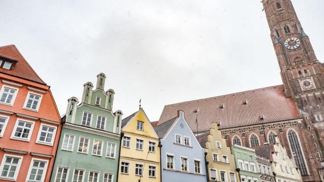 Altstadt von Landshut
