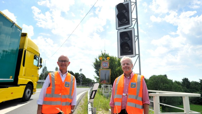 Inning: Autobahnmeisterei - Höhenkontrolle