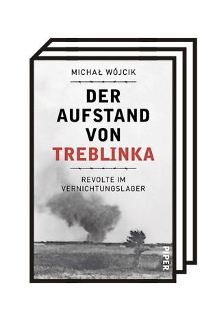 KZ Treblinka: Michał Wójcik: Der Aufstand von Treblinka. Revolte im Vernichtungslager. Aus dem Polnischen von Paulina Schulz-Gruner. Piper-Verlag München, 2020. 416 Seiten, 24 Euro. E-Book: 19,99 Euro.