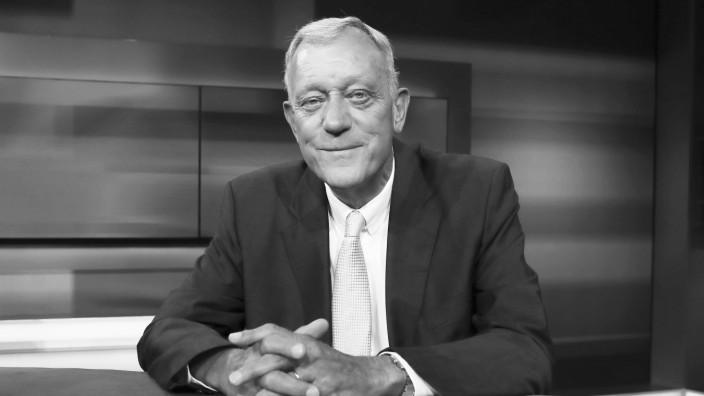 Michael Spreng Journalist und Politikberater in der ARD Talkshow hart aber fair am 27 05 2019 in B