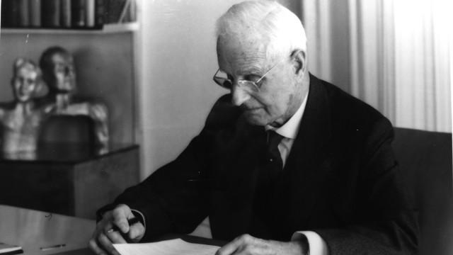 Großvaters Hermann Bode, Kunstsammler und Industrieller