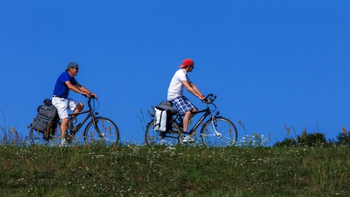 Mehr als 15 Millionen Euro für Radwege