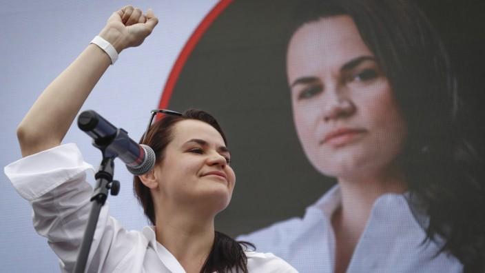 Vor der Präsidentschaftswahl in Belarus