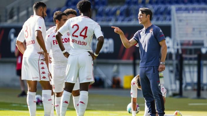 Testspiel Eintracht Frankfurt - AS Monaco
